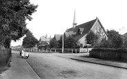 Ashtead, St George's Church 1908