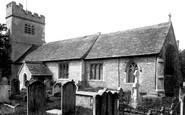 Ashtead, St Giles Church 1890
