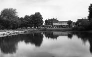 Ashtead, The Pond 1961