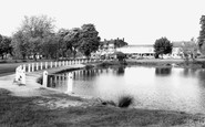 Ashtead, The Pond c.1960