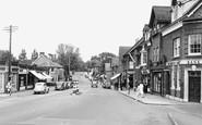 Ashtead, The Street 1950