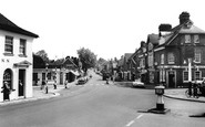 Ashtead, The Street c.1960