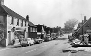 Ashtead, The Street Looking West 1961