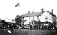 Ashtead, Woodfield House c.1900