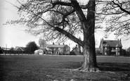 Ashtead, Woodfield House Corner 1909