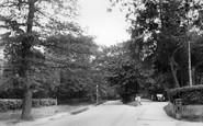 Ashtead, Woodfield Lane 1938