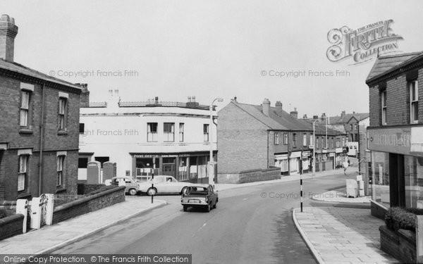 Ashton In Makerfield, Bryn Street c.1960