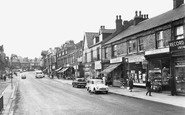 Ashton-In-Makerfield, Gerrard Street c.1960