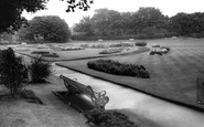 Ashton-in-Makerfield, Jubilee Park c1960