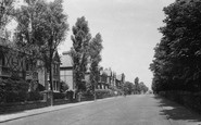 Ashton-In-Makerfield, Wigan Road c.1955