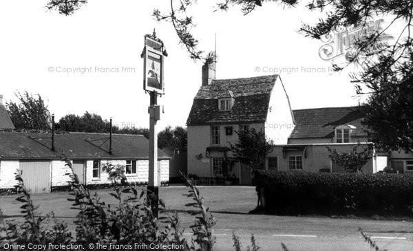 Ashton Keynes, The Horse And Jockey Inn c.1955