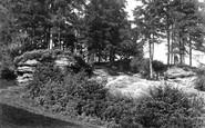 Ashurst Wood, 1890