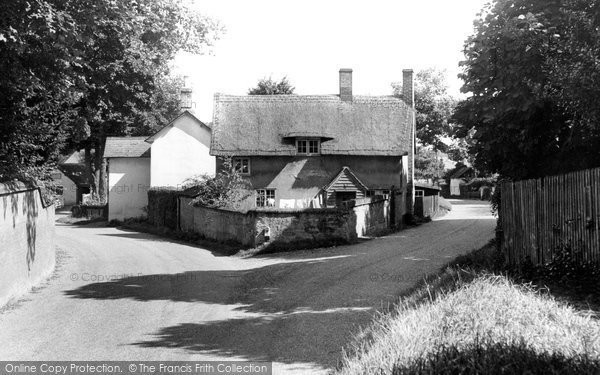 Ashwell, West End c.1951