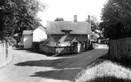Ashwell, West End c.1951