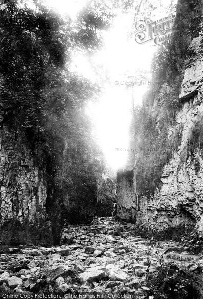 Ashwood Dale, Lovers Leap 1894