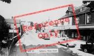 Askern, Station Road c.1965