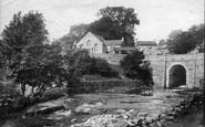 Askrigg, Bowbridge 1908