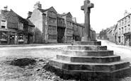 Askrigg, Cross 1914