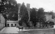 Askrigg, Nappa Hall 1924