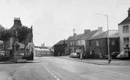 Aspatria, Market Square c.1960