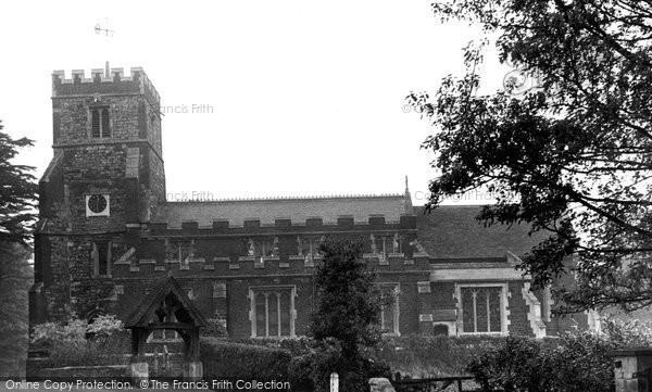 Aspley Guise, St Botolph's Church c.1955