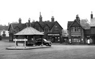Aspley Guise, the Square c1955