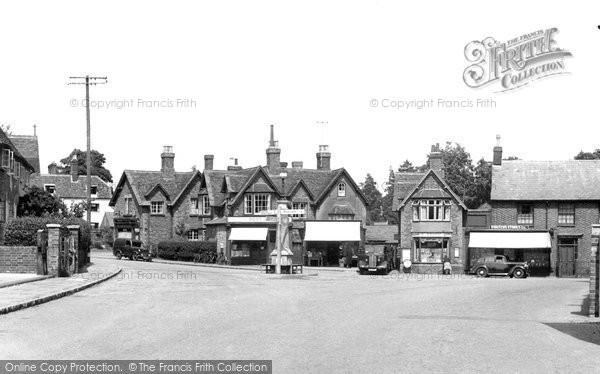 Aspley Guise, The Village c.1955