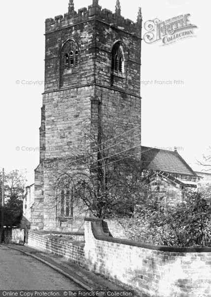 Aston, Church 1950