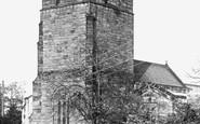 Aston, Church 1950