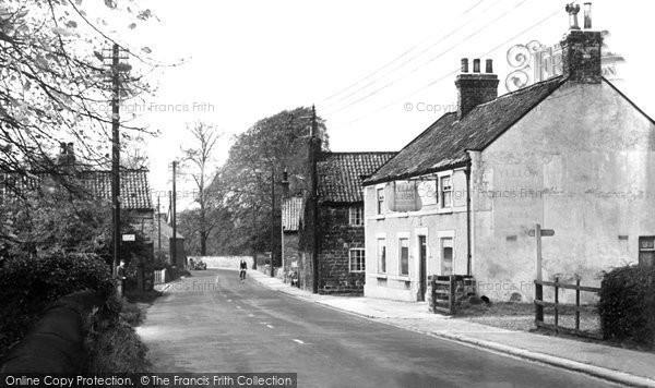 Aston, Netherthorpe 1950