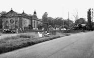 Aston, St Peter's Church c.1955