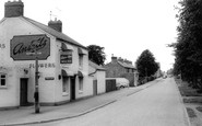 Astwood Bank, Evesham Road c.1965