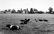 Astwood Bank, Two Keys Farm c.1965