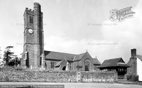 Atherington, St Mary's Church c.1955