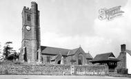 Atherington, St Mary's Church c.1955