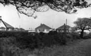 Atwick, Cliff Lane c.1960