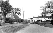 Atwick, Cliff Lane c1960