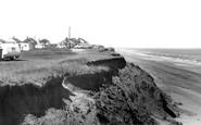 Atwick, The Cliffs c.1960