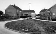 Atwick, The New Housing Estate c.1960