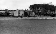 Auchencairn, Balcary Bay Hotel c.1955