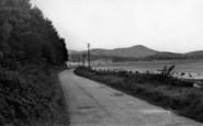 Auchencairn, The Shore Road c.1955
