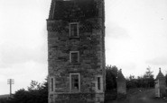Auchencairn, Tower House c.1955