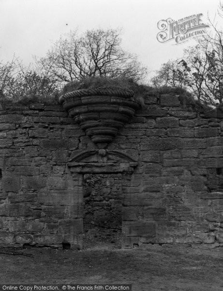 Auchentibber, Clonbeith Castle 1958