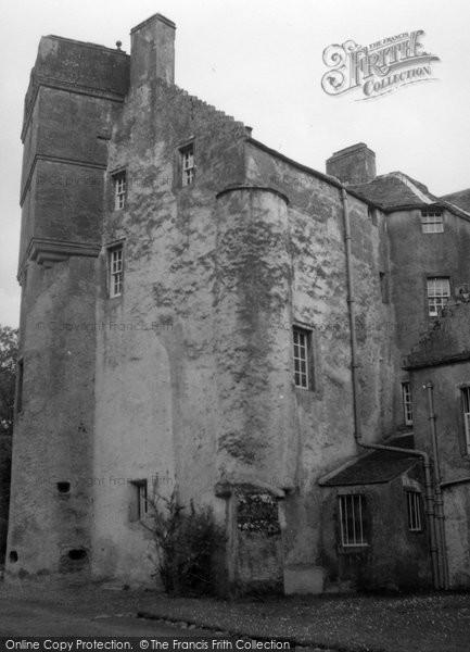 Auchtermuchty, Myres Castle c.1955