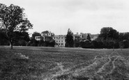 Audley End, 1907