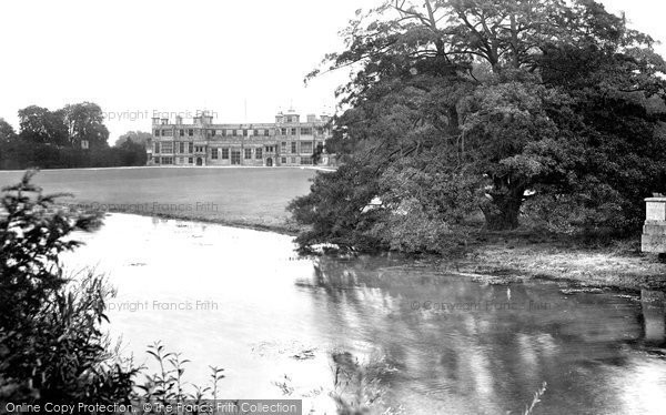 Audley End, House 1920