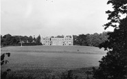 Audley End, The Mansion c.1955