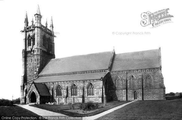 Aughton, Christ Church 1895