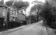 Aughton, Church Lane c.1960