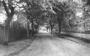 Aughton, Granville Park c.1960